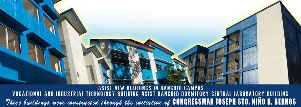 New Buildings Bangued Campus