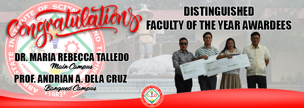 faculty awardees